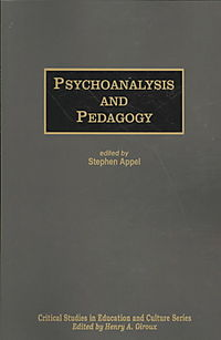 Psychoanalysis and Pedagogy