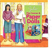 Julie Play Scenes & Paper Dolls