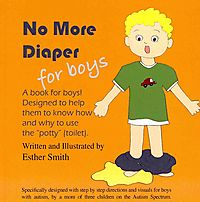 No More Diapers for Boys