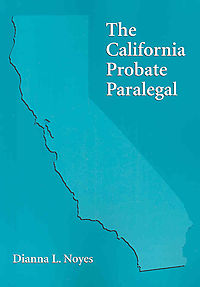 The California Probate Paralegal