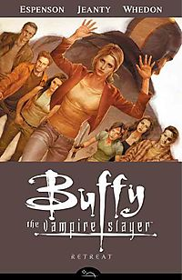 Buffy the Vampire Slayer Season 8 6