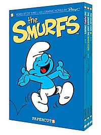 The Smurfs Graphic Novels