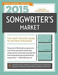 Songwriter's Market 2015