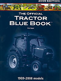 The Official Tractor Blue Book 2009