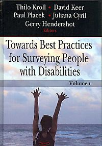 Towards Best Practices for Surveying People With Disabilities