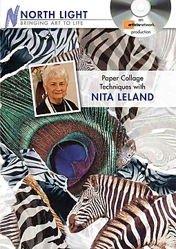 Paper Collage With Nita Leland