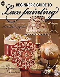 Beginner's Guide to Lace Painting