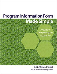 Program Information Form Made Simple