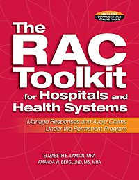 The RAC Toolkit for Hospitals and HEalth Systems