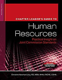 Chapter Leader?s Guide to Human Resources