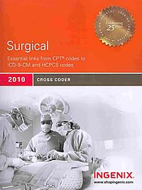 Surgical Cross Coder 2010