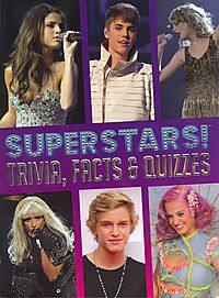 Superstars! Trivia, Facts and Quizzes