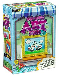 Itty Bitty Art Studio Kit