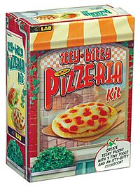Itty Bitty Pizzeria Kit