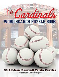 The Cardinals Word Search Puzzle Book