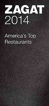 Zagat 2014 America's Top Restaurants