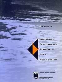 Industrial Performance Standards for a New Century