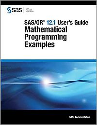 SAS/Or 12.1 User's Guide