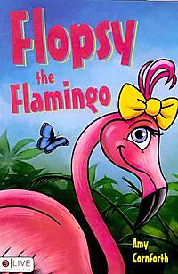 Flopsy the Flamingo