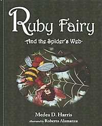 Ruby Fairy and the Spider's Web