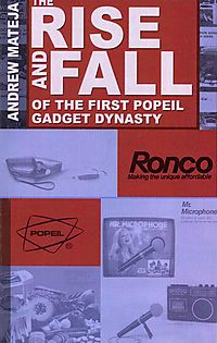 The Rise and Fall of the First Popeil Gadget Dynasty