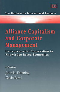 Alliance Capitalism and Corporate Management