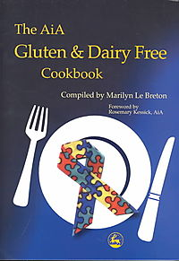 The Aia Gluten and Dairy Free Cook Book