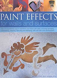 Paint Effects for Walls And Surfaces