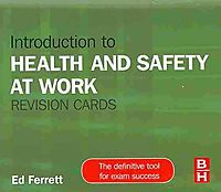Introduction to Health and Safety at Work Revision Cards