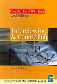 Interviewing and Counselling