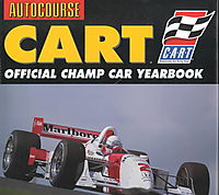 Autocourse Cart Official Champ Car Yearbook