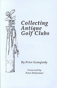 Collecting Antique Golf Clubs