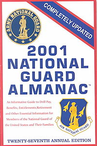 National Guard Almanac 2001