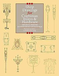Shop Drawings for Craftsman Inlays & Hardware