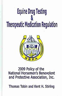 Equine Drug Testing and Therapeutic Medication Regulation