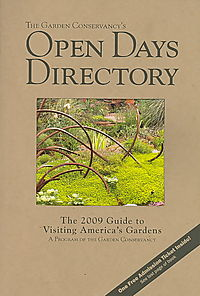 The Garden Conservancy's Open Days Directory