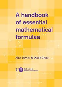 A Handbook Of Essential Mathematical Formulae