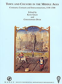 Town and Country in the Middle Ages