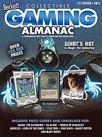 Beckett Collectible Gaming Almanac 2011