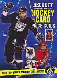 Beckett Hockey Card Price Guide 2012