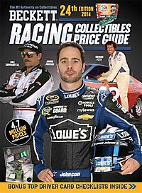 Beckett Racing Collectibles Price Guide 2014