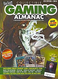 Beckett Collectible Gaming Almanac 2014