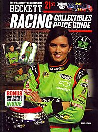 Beckett Racing Collectibles Price Guide 2012
