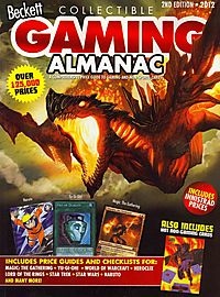 Beckett Collectible Gaming Almanac 2012
