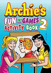 Archie Fun 'n' Games Activity 2