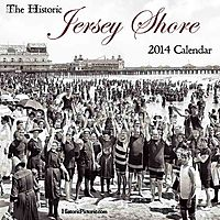 The Historic Jersey Shore 2014 Calendar