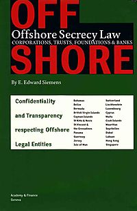 Offshore Secrecy Law