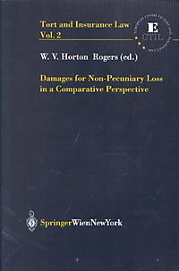 Damages for Non-Pecuniary Loss in a Comparative Perspective