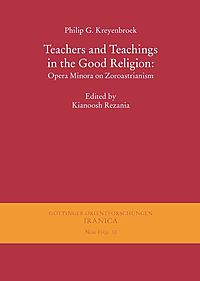 Teachers and Teachings in the Good Religion