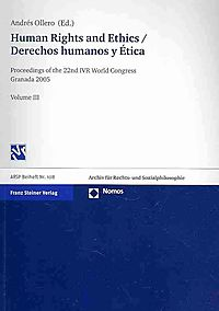 Human Rights and Ethics / Derechos Humanos Y Etica